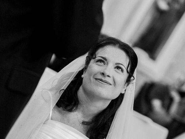 Il matrimonio di Luca e Francesca a Trevignano Romano, Roma 28