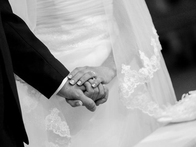 Il matrimonio di Luca e Francesca a Trevignano Romano, Roma 29