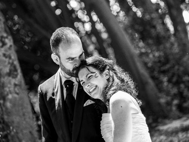 Il matrimonio di Luca e Francesca a Trevignano Romano, Roma 38