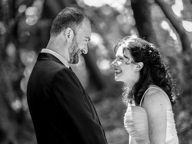 Il matrimonio di Luca e Francesca a Trevignano Romano, Roma 40