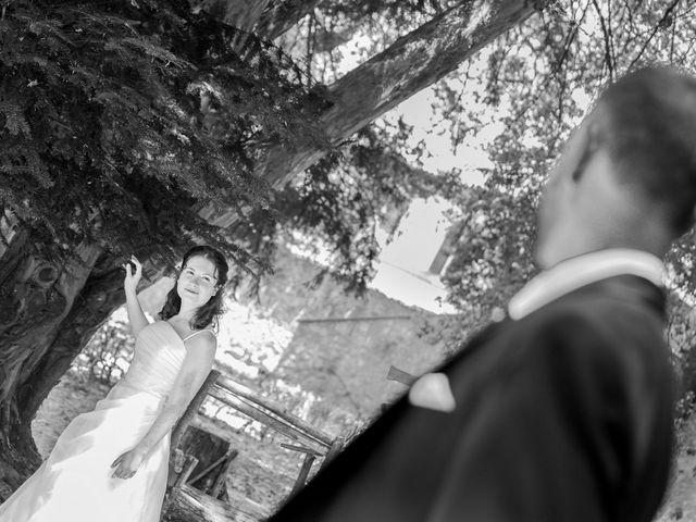 Il matrimonio di Luca e Francesca a Trevignano Romano, Roma 43