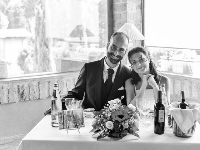 Il matrimonio di Luca e Francesca a Trevignano Romano, Roma 52