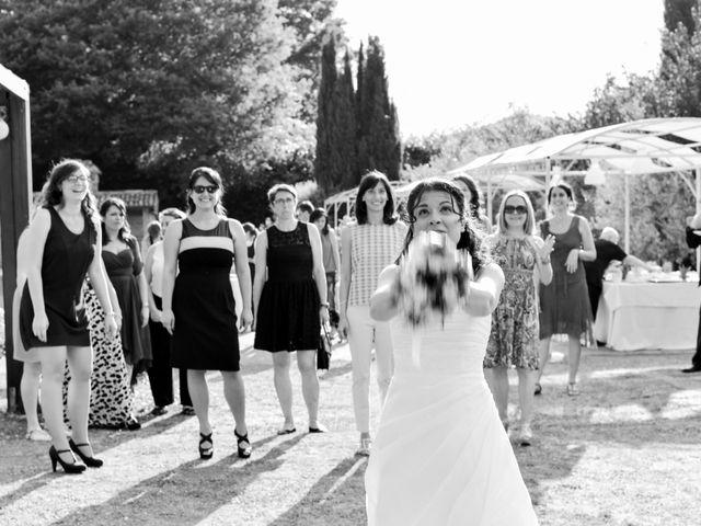 Il matrimonio di Luca e Francesca a Trevignano Romano, Roma 59