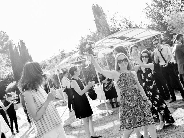 Il matrimonio di Luca e Francesca a Trevignano Romano, Roma 60