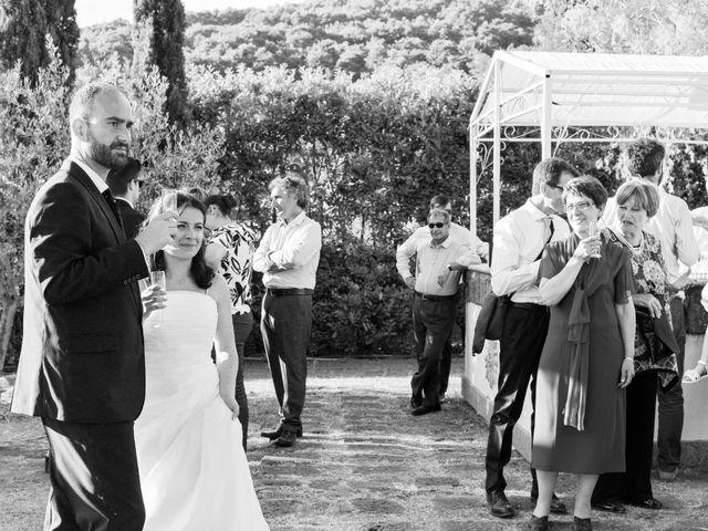 Il matrimonio di Luca e Francesca a Trevignano Romano, Roma 62