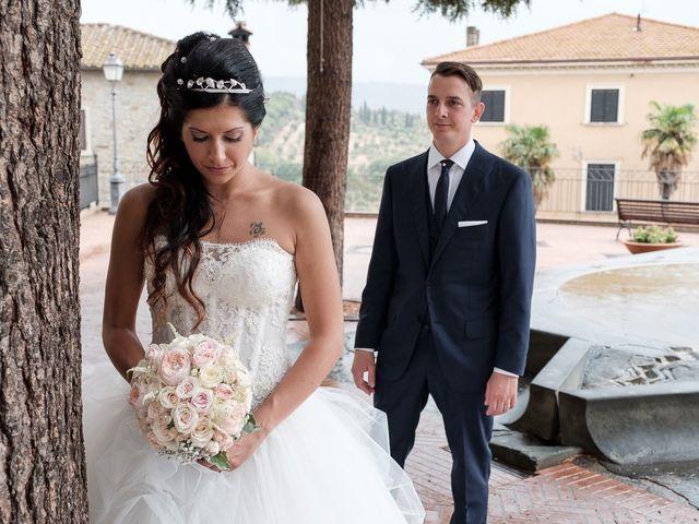 Le nozze di Gioia e Lorenzo