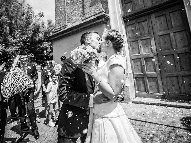 Il matrimonio di Silvia e Fabrizio a Torino, Torino 24