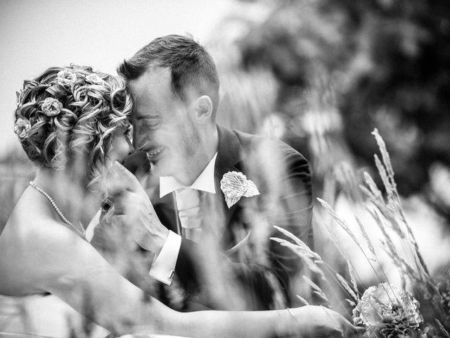 le nozze di Fabrizio e Silvia