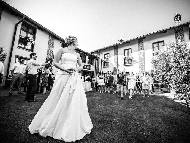 Il matrimonio di Silvia e Fabrizio a Torino, Torino 45