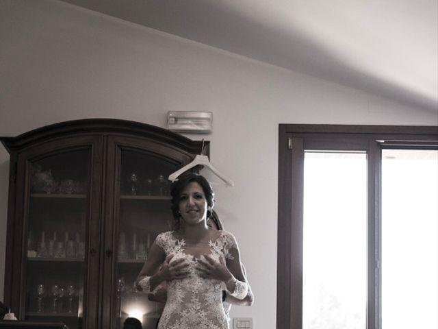 Il matrimonio di Francesco e Francesca a Belvedere Ostrense, Ancona 14