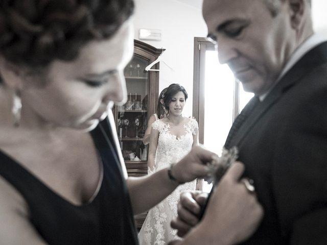 Il matrimonio di Francesco e Francesca a Belvedere Ostrense, Ancona 15