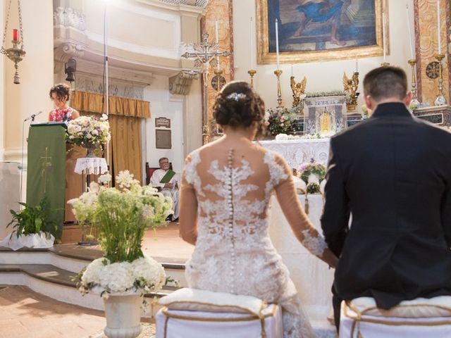 Il matrimonio di Francesco e Francesca a Belvedere Ostrense, Ancona 19