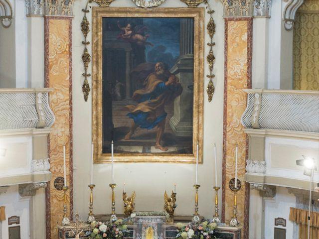 Il matrimonio di Francesco e Francesca a Belvedere Ostrense, Ancona 21