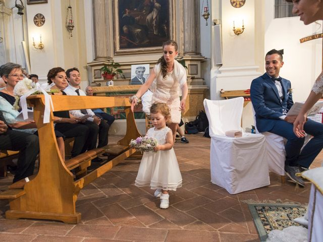 Il matrimonio di Francesco e Francesca a Belvedere Ostrense, Ancona 25