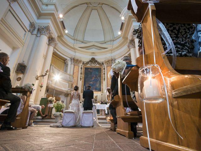 Il matrimonio di Francesco e Francesca a Belvedere Ostrense, Ancona 27