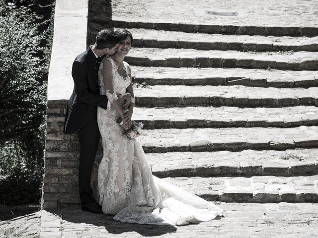 Il matrimonio di Francesco e Francesca a Belvedere Ostrense, Ancona 35