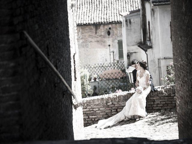Il matrimonio di Francesco e Francesca a Belvedere Ostrense, Ancona 39