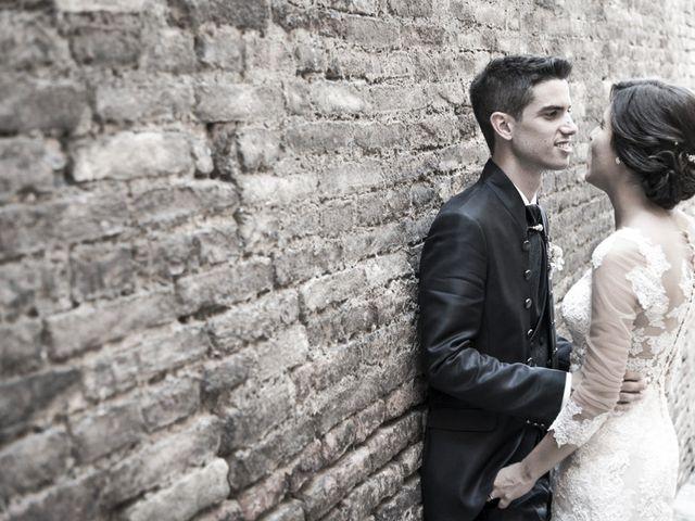 Il matrimonio di Francesco e Francesca a Belvedere Ostrense, Ancona 44