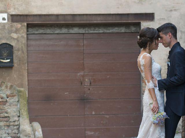 Il matrimonio di Francesco e Francesca a Belvedere Ostrense, Ancona 45