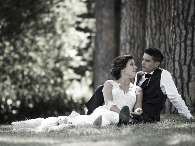 Il matrimonio di Francesco e Francesca a Belvedere Ostrense, Ancona 48