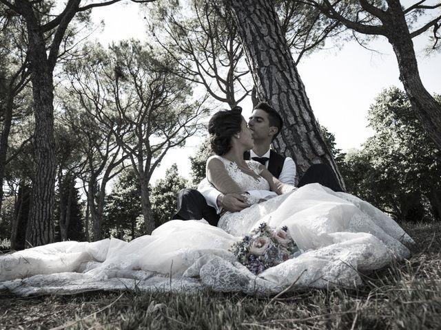 Il matrimonio di Francesco e Francesca a Belvedere Ostrense, Ancona 50
