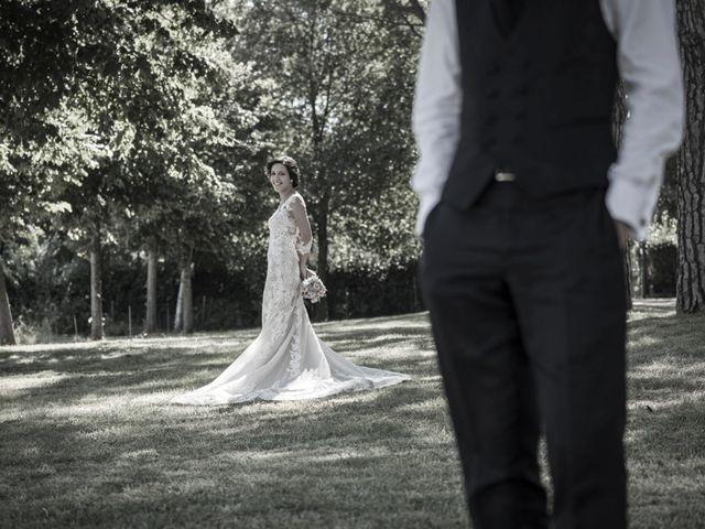 Il matrimonio di Francesco e Francesca a Belvedere Ostrense, Ancona 51