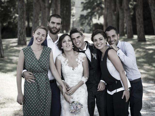 Il matrimonio di Francesco e Francesca a Belvedere Ostrense, Ancona 52