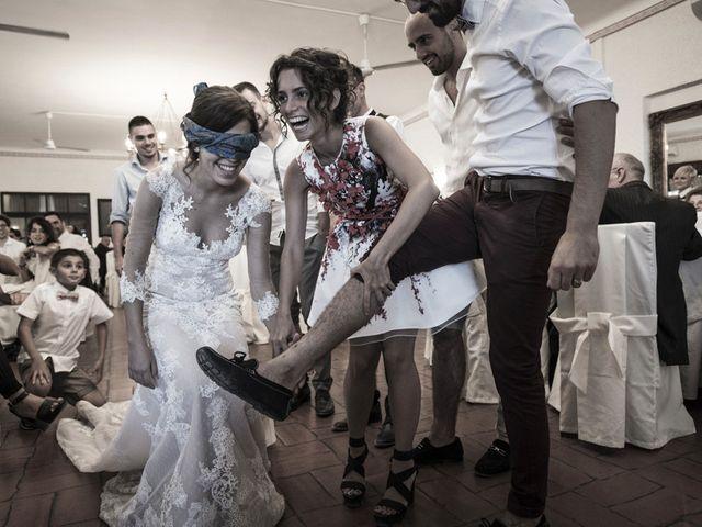 Il matrimonio di Francesco e Francesca a Belvedere Ostrense, Ancona 53