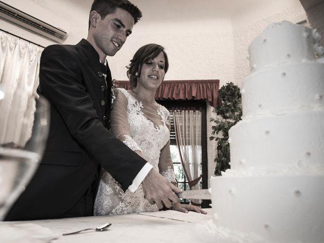 Il matrimonio di Francesco e Francesca a Belvedere Ostrense, Ancona 55