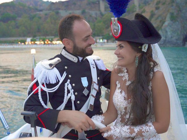 Il matrimonio di Francesco e Ramona a Stalettì, Catanzaro 14