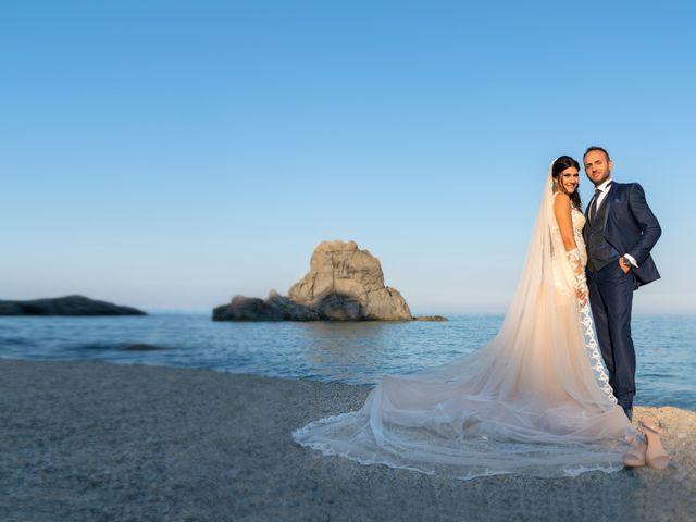 Il matrimonio di Francesco e Ramona a Stalettì, Catanzaro 15