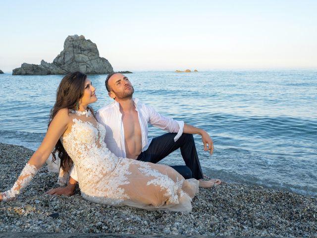Il matrimonio di Francesco e Ramona a Stalettì, Catanzaro 17