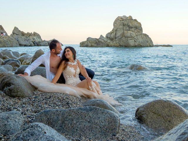 Il matrimonio di Francesco e Ramona a Stalettì, Catanzaro 19