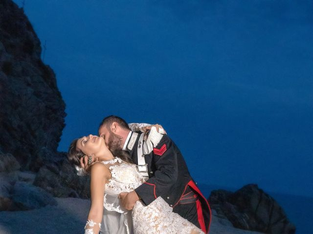 Il matrimonio di Francesco e Ramona a Stalettì, Catanzaro 20