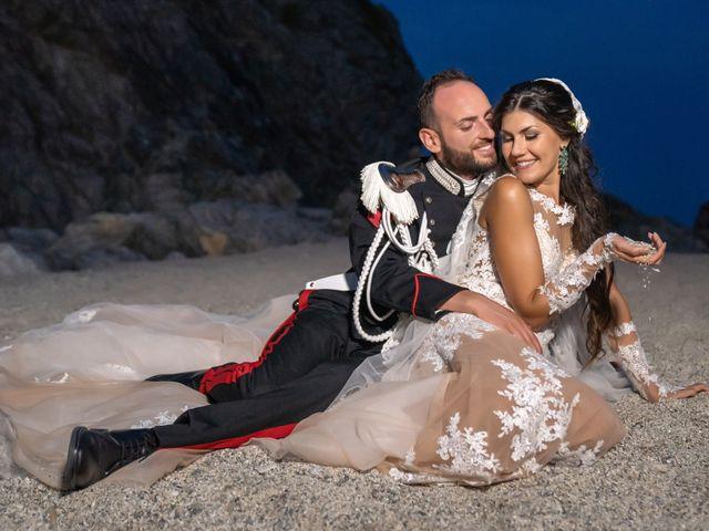 Il matrimonio di Francesco e Ramona a Stalettì, Catanzaro 23