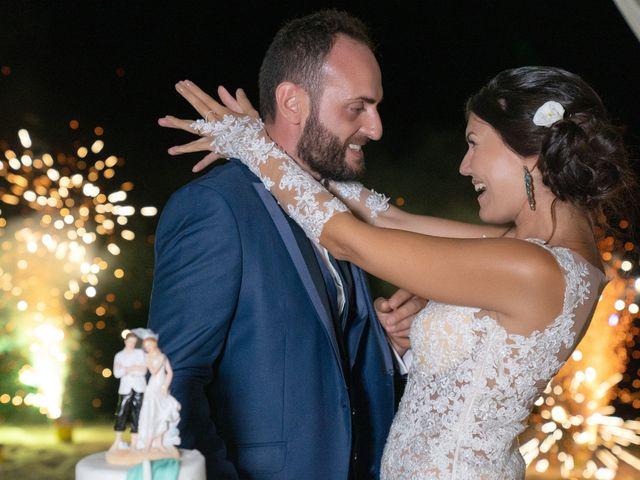 Il matrimonio di Francesco e Ramona a Stalettì, Catanzaro 27