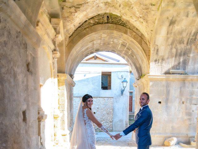 Il matrimonio di Francesco e Ramona a Stalettì, Catanzaro 29