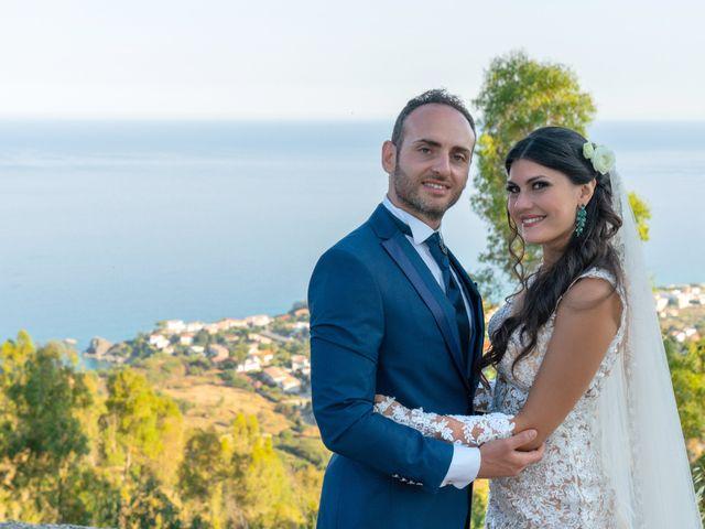 Il matrimonio di Francesco e Ramona a Stalettì, Catanzaro 30