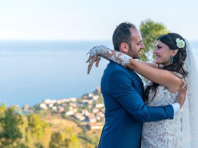 Il matrimonio di Francesco e Ramona a Stalettì, Catanzaro 31