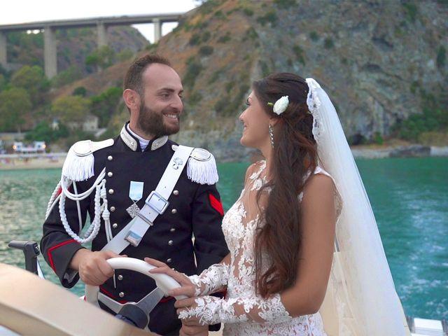 Il matrimonio di Francesco e Ramona a Stalettì, Catanzaro 32