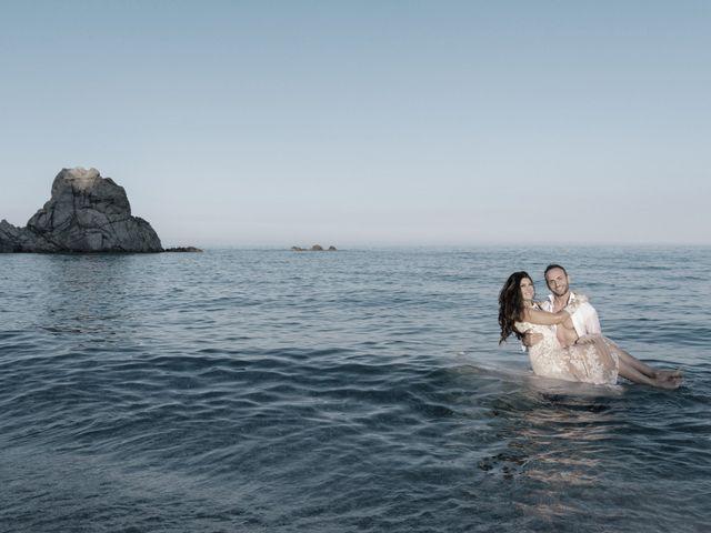 Il matrimonio di Francesco e Ramona a Stalettì, Catanzaro 2