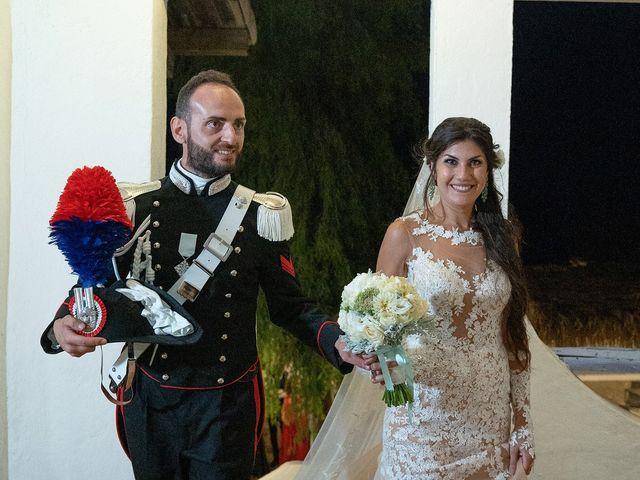 Il matrimonio di Francesco e Ramona a Stalettì, Catanzaro 36
