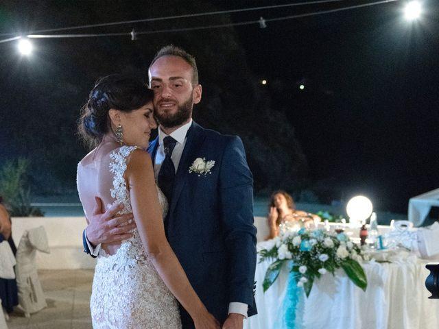 Il matrimonio di Francesco e Ramona a Stalettì, Catanzaro 38