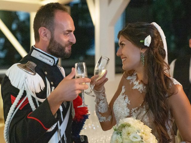 Il matrimonio di Francesco e Ramona a Stalettì, Catanzaro 42