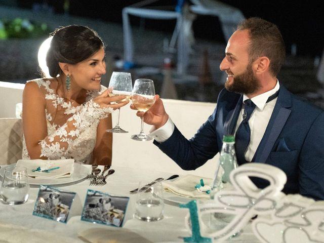 Il matrimonio di Francesco e Ramona a Stalettì, Catanzaro 48