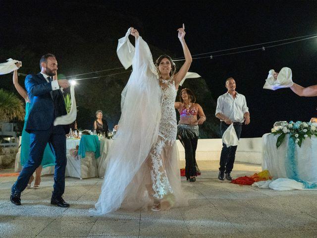 Il matrimonio di Francesco e Ramona a Stalettì, Catanzaro 52