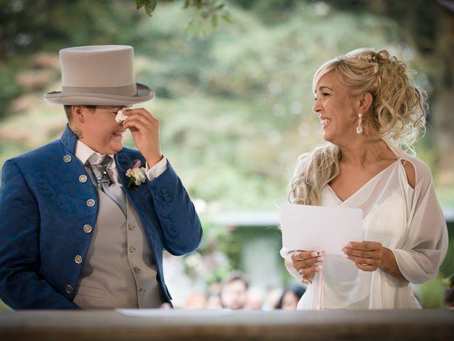 Le nozze di Desiree e Sabrina