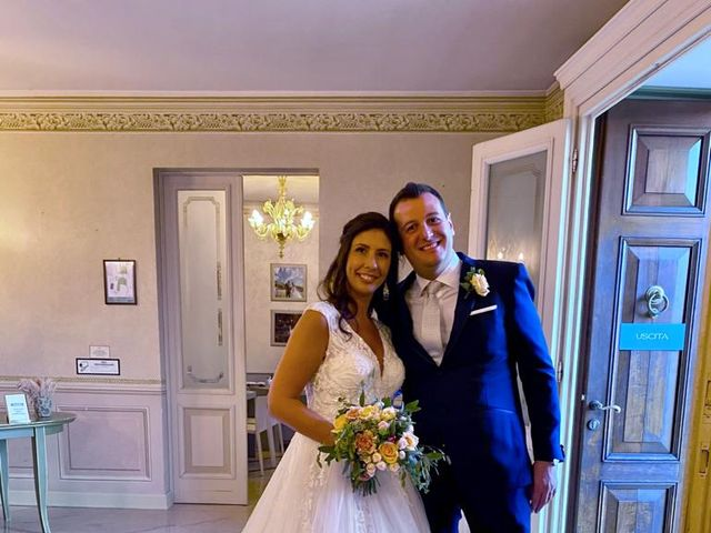 Il matrimonio di Matteo e Lisa a Monticelli Brusati, Brescia 1