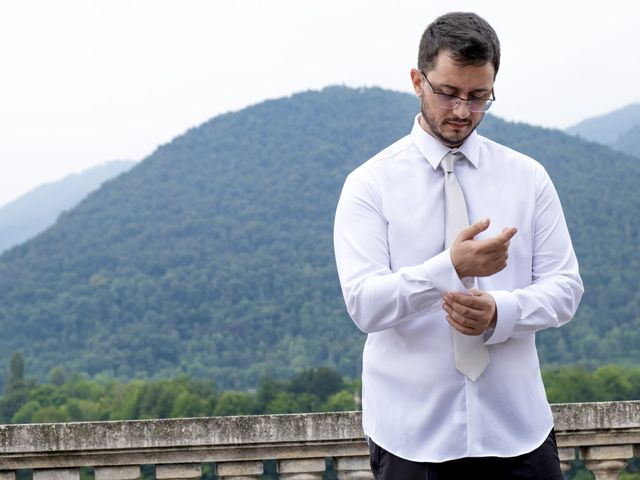 Il matrimonio di File e Luca a Costigliole Saluzzo, Cuneo 1