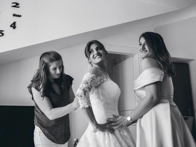 Il matrimonio di File e Luca a Costigliole Saluzzo, Cuneo 11